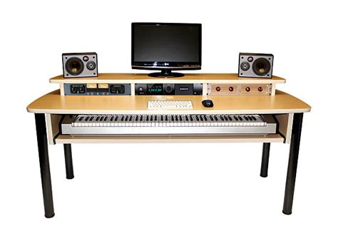 Studio Desk Excel Recording Studio Desk Maple Reverb Recording Studio Desk For Sale