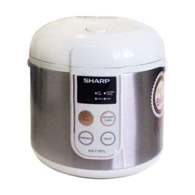 Denpoo Dmj 18s B Rice Cooker 1 2 L jual rice cooker penanak nasi harga terbaik blibli