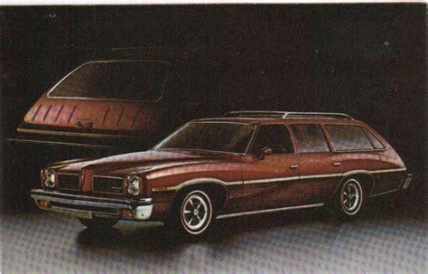 Pontiac Lemans Station Wagon 1973 Pontiac Lemans Safari Station Wagon And Me