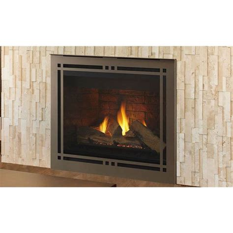 Majestic Fireplaces by Majestic 42 Quot Meridian Gas Direct Vent Fireplace