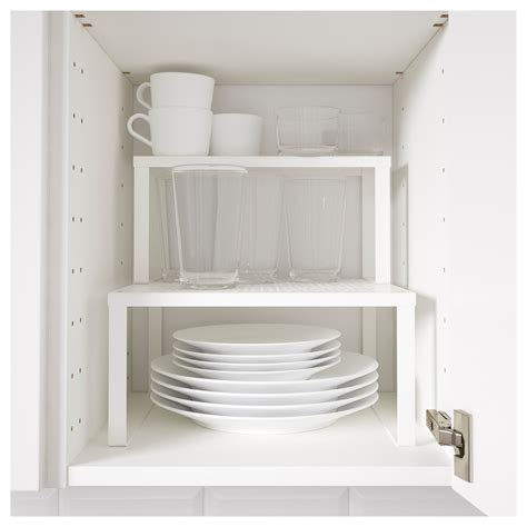 ikea kitchen cabinet shelves variera shelf insert white 32x28x16 cm ikea