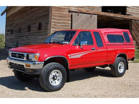 toyota commercial vehicles usa sell 1993 toyota sr5 trucks commercial vehicles