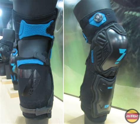 Seven 7 Idp Knee Protect interbike 2013 seven idp armor mtbr