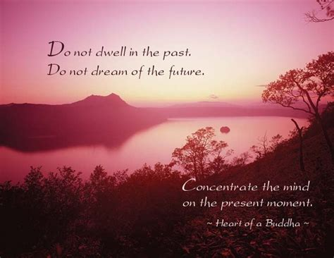 Buddha Quotes About Living In The Moment Quotesgram