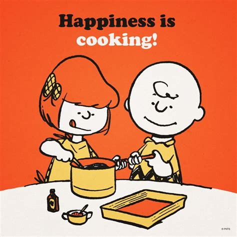 Peanuts Happiness Is Quotes