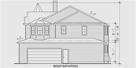 side load garage house plans victorian house plan turret sitting rm side load garage wrap a