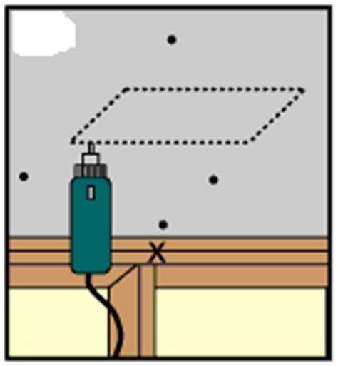 Gergaji Gypsum pemasangan plafon gypsum plafond gypsum