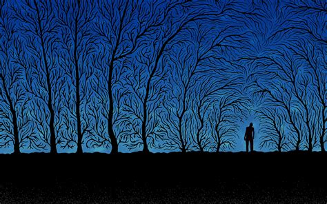 blau silhouetten hintergrundbilder blau silhouetten frei