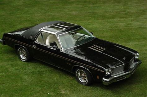 1975 OLDSMOBILE HURST T TOP   190402