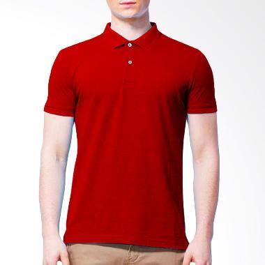 Real Pic Pemakaian Kaos Polo Anak Button jual bkp kaos kerah basic colour bahan lacost polo shirt merah harga kualitas