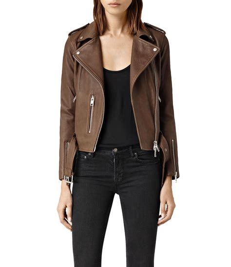 classic leather motorcycle jackets stylish leather jacket for women nancy leathersketch usa