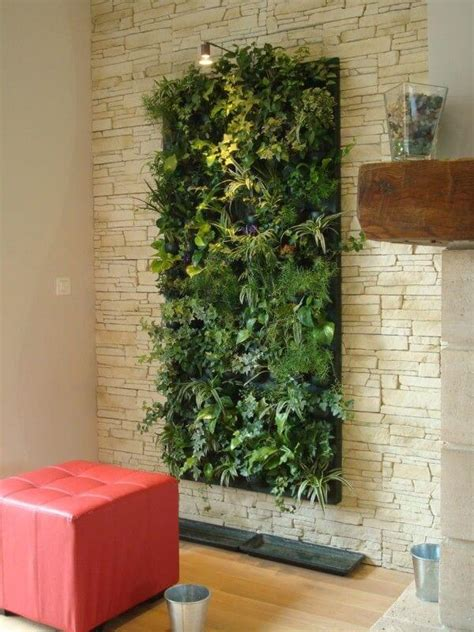 add greenery   interior space  vertical gardens