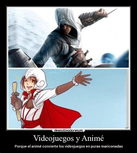 imagenes de anime videojuegos videojuegos y anim 233 desmotivaciones
