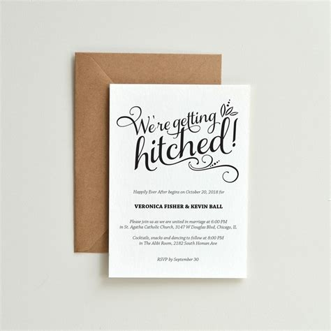 wedding invitation no and guest 2 13 wedding invitations for every sense of
