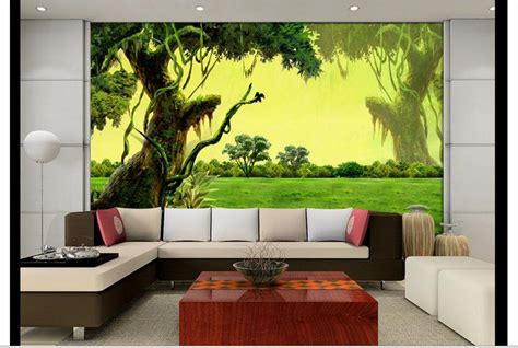 wallpaper ruangan anak mempercantik dinding dengan wallpaper