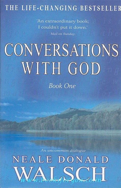 god and donald books conversations with god books for you