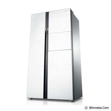 Lemari Es Samsung Rs554nrua1j jual samsung sbs 2 pintu rs554nrua1j murah bhinneka