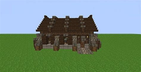 minecraft nordic house medieval nordic house minecraft project