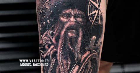 davy jones tattoo davy jones tattoos tattoofilter