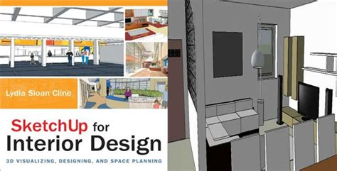sketchup layout interior design sketchup book sketchup for interior design