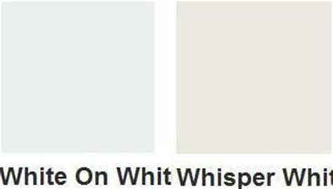 dulux white on white vs whisper white dulux white on white home and dulux white