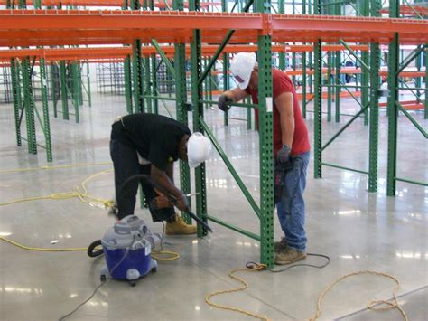 How To Install Rack Installation Services Pallet Rack Installation Install