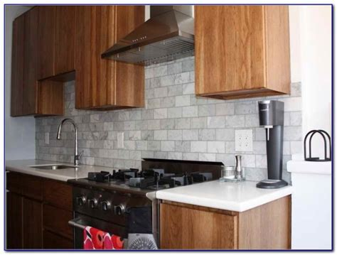 travertine subway tile backsplash pictures tiles home