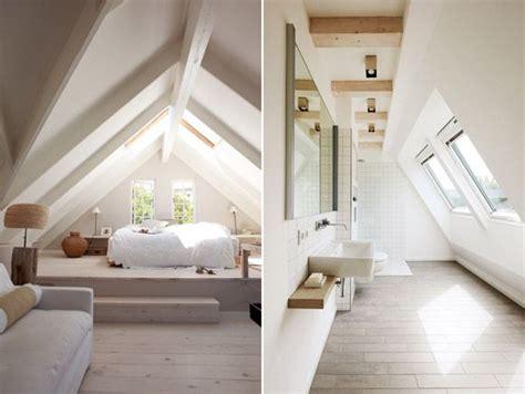 decorar dormitorio en buhardilla buhardilla con dormitorio y ba 241 o decorando pinterest
