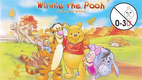 winnie the pooh home run derby is not suitable for