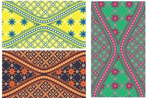 pattern batik cdr batik pattern vector free vector download 18 529 files