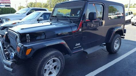 2004 To 2006 Jeep Unlimited For Sale 2006 Jeep Wrangler Unlimited Convertible For Sale In