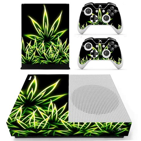Stickers Xbox One S by Decal Skin Sticker For Xbox One S Slim Green