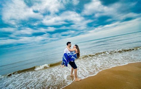 Top 7 Pre Wedding Photo Shoot locations in India