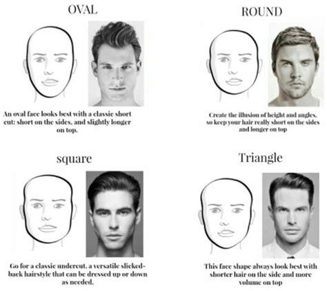 model rambut cowok  muka bulat