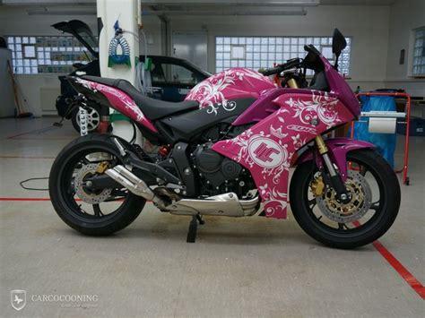 Motorrad Folierung Design by Folierung Motorrad Honda Xl1000v Motorrad Bild Idee