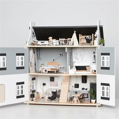 dollhouse modern dreaming modern dollhouses for big girls