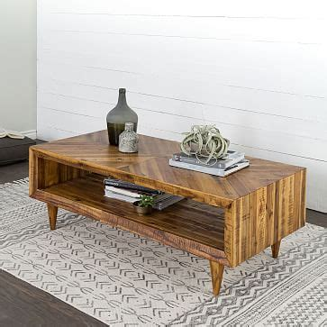 west elm alexa coffee table alexa reclaimed wood coffee table west elm