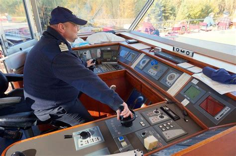 river boat pilot salary how to control a river cruise ship interview with the captain