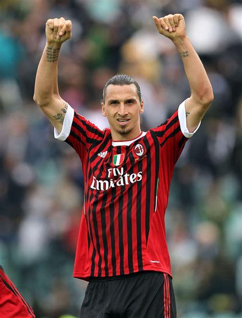 Ac Milan Zlatan Ibrahimovic zlatan ibrahimovic would snubbed united for