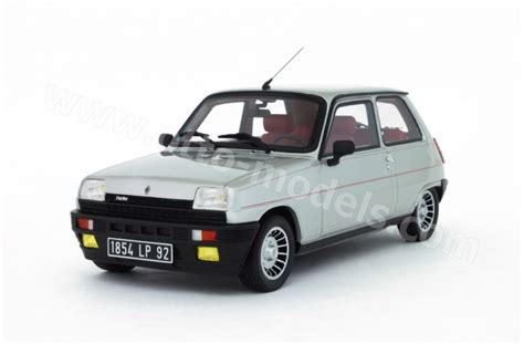 ot585 renault 5 alpine turbo ottomobile