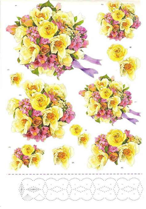 Free Decoupage Sheets To Print - 1512 best images about print en cut on