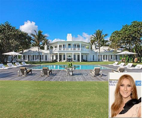 dion home price of dion s florida mansion slashed 30m report