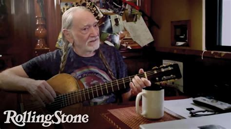 willie nelson   famous guitar  tale  trigger carly jamison
