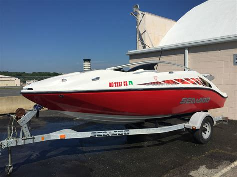 seadoo boat gas sea doo speedster 2005 for sale for 14 500 boats from