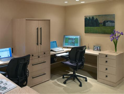 Two Person Home Office Excellent Two Sided Office Desk E Two Person Desk Home Office Furniture