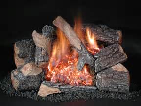 Ventless Fireplace Gas Logs by Vented Gas Logs And Ventless Gas Fireplace Alternative