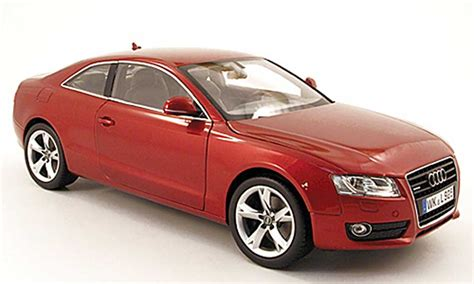 Audi A5 Coupe Rot by Audi A5 Coupe Rot 2007 Norev Modellauto 1 18 Kaufen