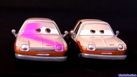 Sprei Cars2 cars 2 tubbs pacer with paint spray 2013 lemons black