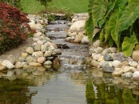 Backyard Pond Ideas With Waterfall Backyard Pond Ideas With Waterfall Marceladick