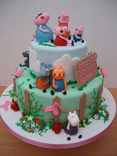 Torte Di Peppa Pig Permpleanni  Foto